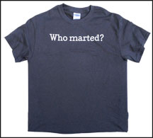 Marted-shirt